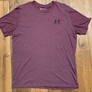 Large under armour T-shirt